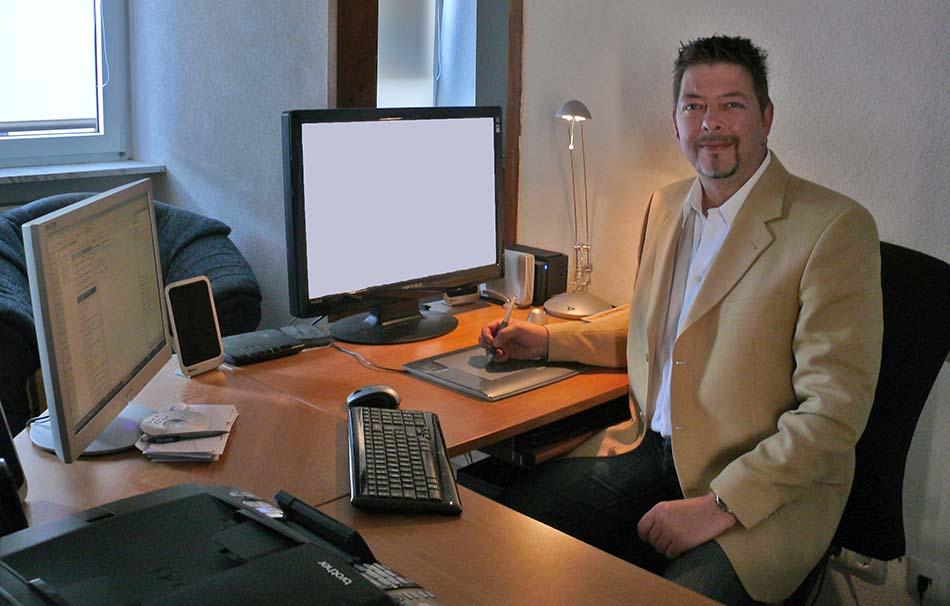 Michael Hantz ist Inhaber der Internetagentur & SEO Michael Hantz Webdesign e.K. in Großkarlbach bei Grünstadt/Pfalz