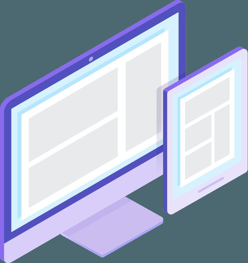 Modernes responsives Webdesign für Ihren zielgruppengerechten und zeitgemäßen Internetauftritt