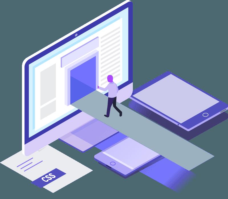 Consulting und Beratung zu responsive Webdesign für eine optimale Zielentwicklung Ihrer Website
