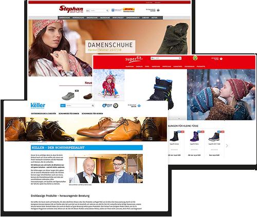 Moderne und responsive Onlineshops, erstellt von Michael Hantz Webdesign e.K.