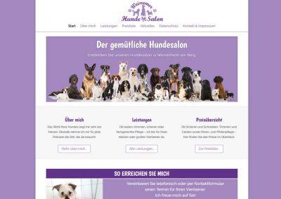 Weisremer Hundesalon
