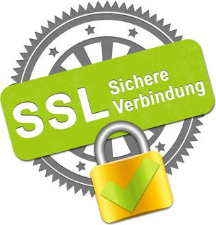 SSL-Zertifikate sorgen für sichere und verschlüsselte Datenübertragung in Ihrem Onlineshop