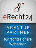 Michael Hantz Webdesign e.K ist eRecht24 Agenturpartner